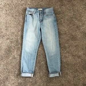 "Madewell Jeans - ""The Perfect Summer Jean"""
